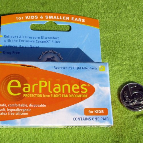 špunty do uší earplanes